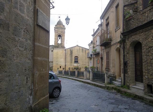La Chiesa di Santa Barbara nel Quartiere Canali a Piazza Armerina (EN)