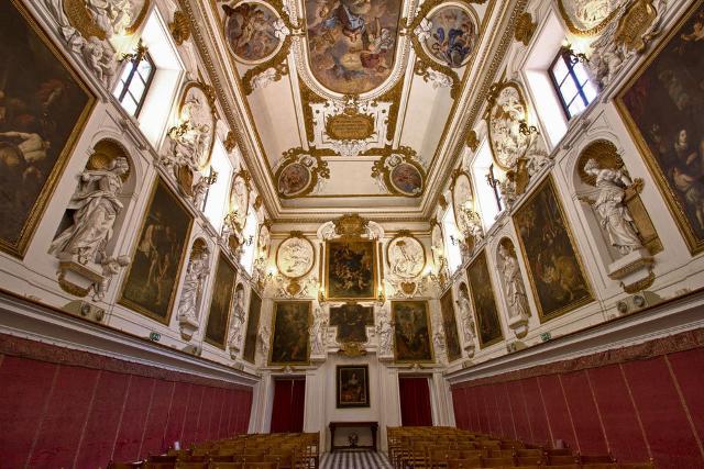 Oratorio del S.S. Rosario in San Domenico