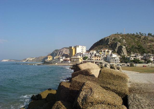 Spiaggia di Siculiana (AG)