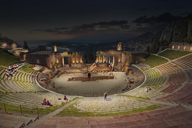 Un biglietto unico per i siti di Taormina
