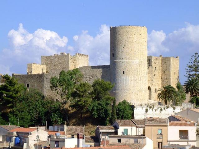 Il castello arabo-normanno di Salemi