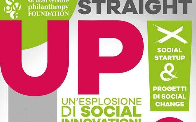 Festival Straight Up, a Catania un'esplosione di Social Innovation