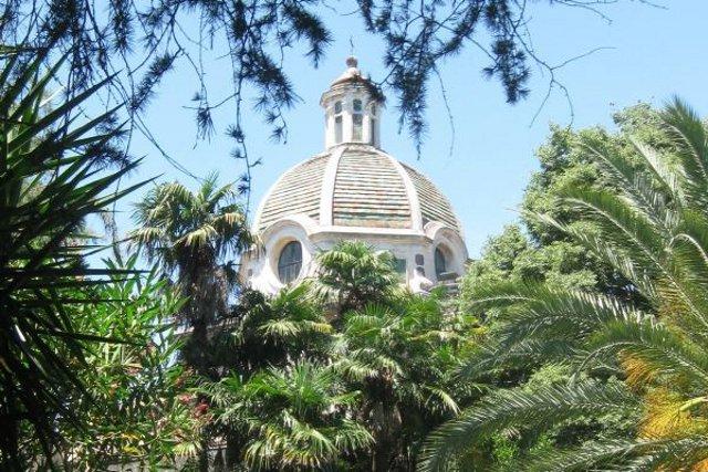 Giardino di Villa Pennisi ad Acireale