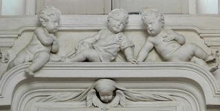 A Palermo, il barocco bianco dei Serpotta