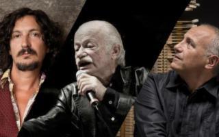 Cammariere, Paoli, Rea in concerto