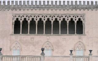 Boom di visite ad agosto per il Castello di Donnafugata
