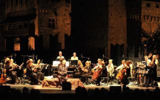 Franco Battiato a Palermo con la Filarmonica di Londra