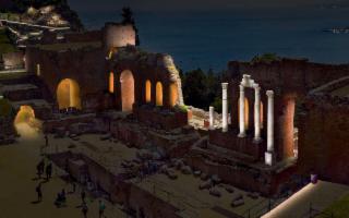 Vorrebbero esibirsi tutti al Teatro Antico di Taormina