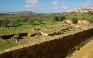Riprendono gli scavi nel Teatro della Valle Templi
