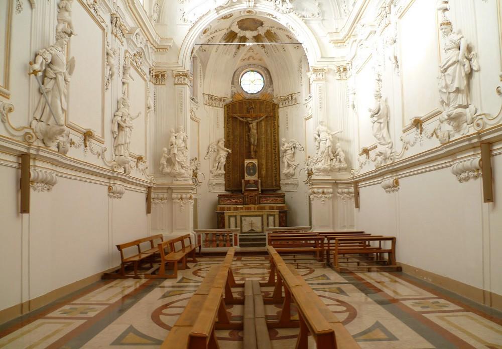 Oratorio della Croce e Martorio di Cristo detto del Sabato