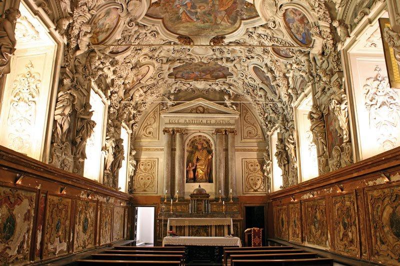 Oratorio di San Giuseppe dei Falegnami