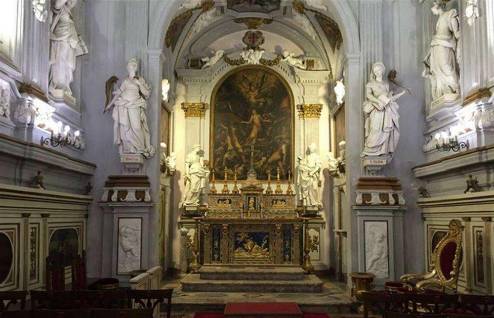 Oratorio di Santa Caterina d'Alessandria all'Olivella