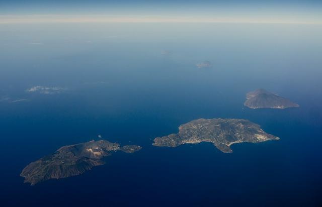 Il mare sta ingoiando l'arcipelago delle Eolie
