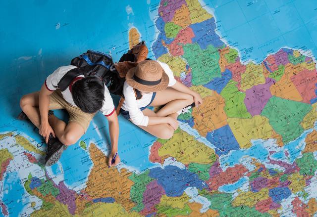 Le destinazioni più richieste dagli studenti italiani per l'Erasmus sono la Spagna, la Francia, la Germania e il Regno Unito...
