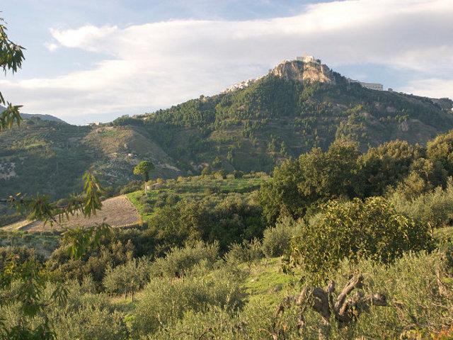 Monte Kronio (o Monte San Calogero)