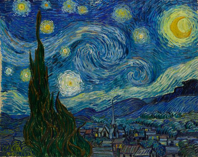 ''Van Gogh multimedia experience'': finalmente l'inaugurazione della mostra!