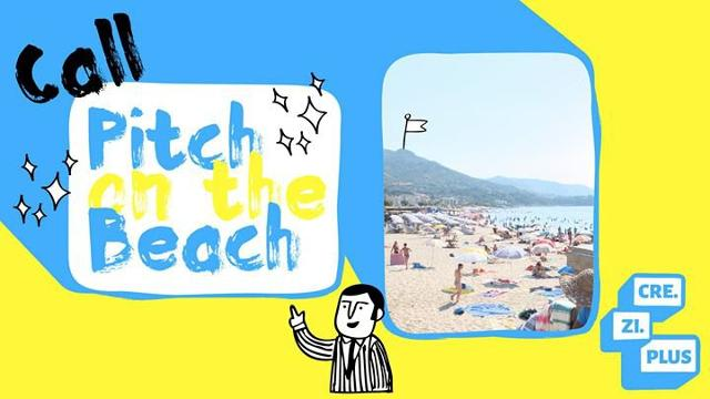 Pitch on the beach! Cercasi imprese creative made in Sicily