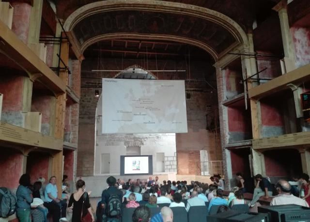 """Teatro Garibaldi, presentazione di """"Palermo Atlas"""""""