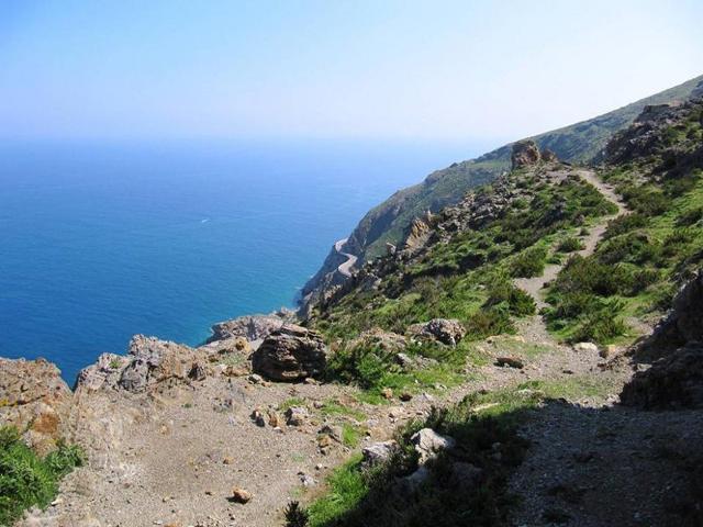 Rocca di Capo Calavà - Gioiosa Marea (ME)