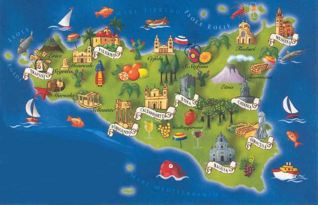 In Sicilia i Distretti turistici fanno ''rete''