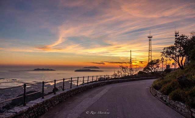 """Road to Egadi Islands - Erice"" foto di Rino Marchese"