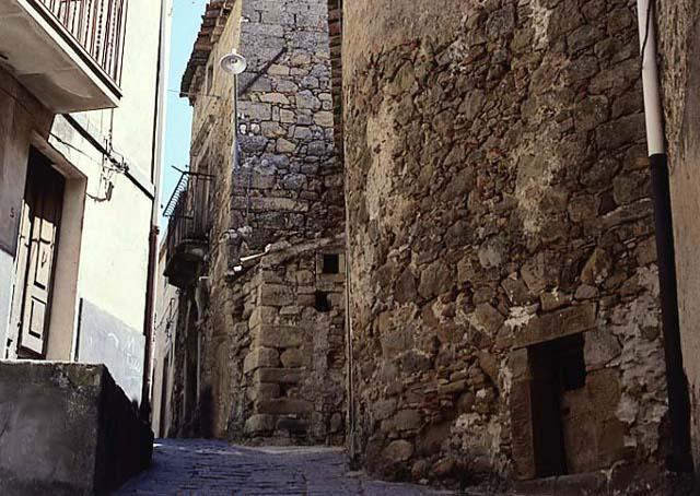 """Uno scorsio del quartiere medievale di """"Scalforio"""""""