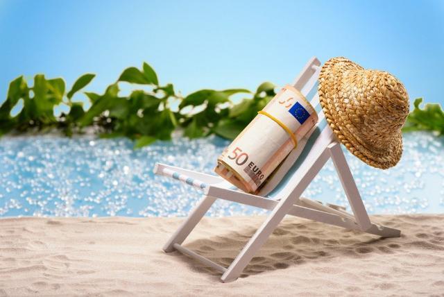 Il costo elevato delle vacanze, ovviamente, può essere grande motivo di stress...