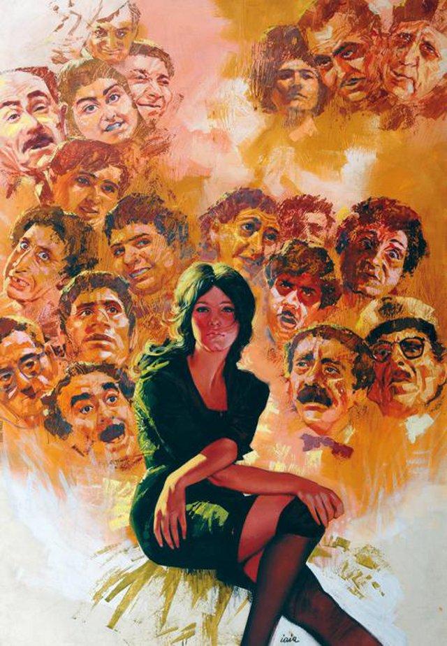 A taormina una mostra sui 39 39 disegnatori di sogni 39 39 guida for Guttuso arredamenti