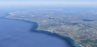 Lungo la costa Sud occidentale, da Sciacca a Trapani