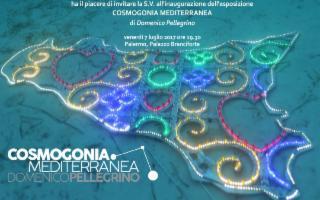 Cosmogonia Mediterranea, di Domenico Pellegrino