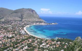 Le spiagge del Palermitano