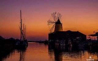 Al Festival del Tramonto di Marsala, il click più bello è stato...