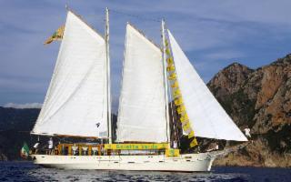La Goletta Verde arriva in Sicilia: tappa a Palermo e a Capo d'Orlando