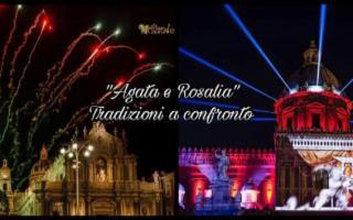 Agata e Rosalia tradizioni a confronto, di Giuseppe Costanzo