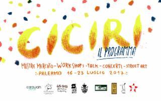 CICIRI Festival! Illustrazione, Grafica e Microeditoria indipendente