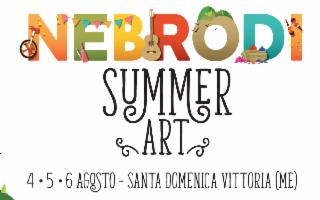 Nebrodi Summer Art