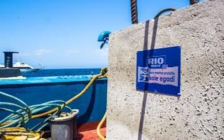 Per l'Area Marina Protetta delle Isole Egadi un'iniziativa di successo