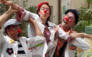 I Clown Dottori di Ci Ridiamo Sù in un docu-film sulla Scienza del Sorriso