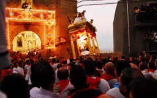 Festa di San Giacomo - Il Rito dei Miracoli