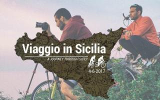 Il Viaggio in Sicilia in bici di Tommaso Ragonese e Marco Crupi