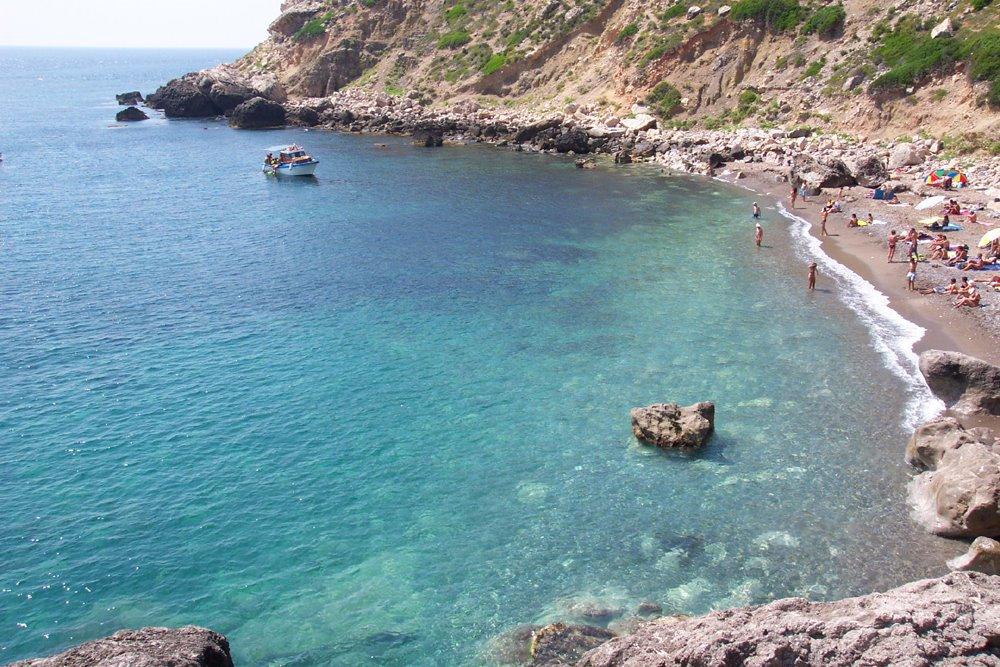 Cala Cretazzo (Marettimo, Tp)