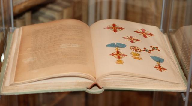 """Un antico libro """"costantiniano"""" conservato nella Biblioteca di Santa Maria La Nuova di Monreale"""