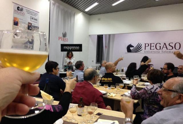 """Grande successo al """"Birrocco"""" anche per i laboratori sensoriali del gusto, guidati dagli esperti nazionali"""