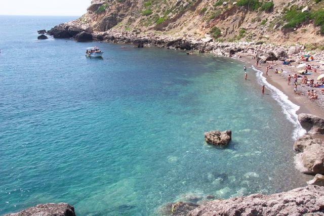 Cala Cretazzo a Marettimo (TP)