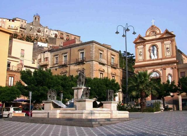 Chiesa Maria SS. del monte Carmelo di Calascibetta (EN)