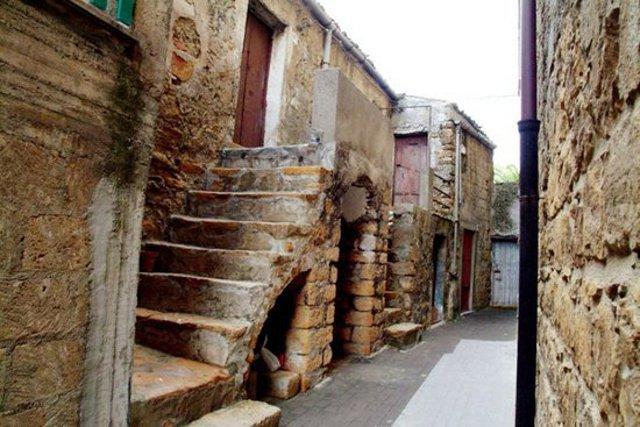 Il quartiere ebraico di Calascibetta (EN)