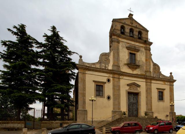 Chiesa di Santa Maria Maggiore, la chiesa Madre di Calascibetta (EN)