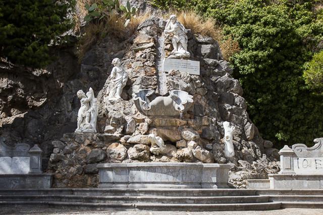 La Fontana del Drago di Monreale