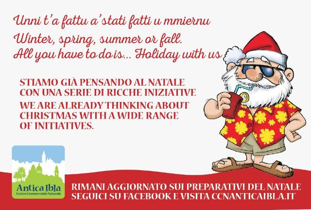 E Ragusa Ibla già pensa al Natale...