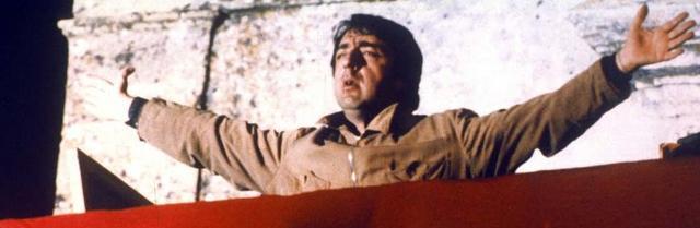 """Silvio Orlando in un fotogramma del film """"SUD"""" di Gabriele Salvatores"""